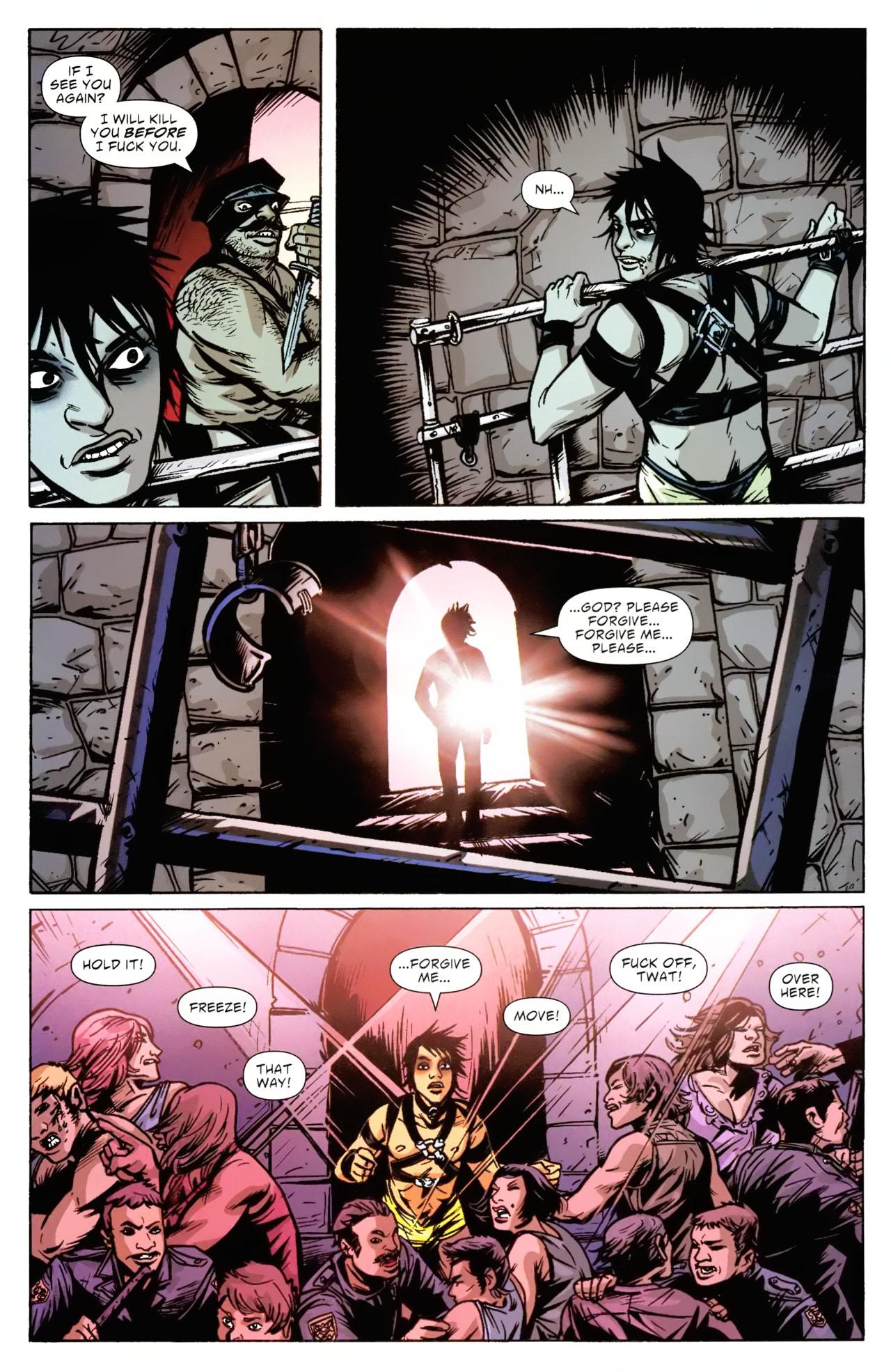 Read online American Virgin comic -  Issue #8 - 15