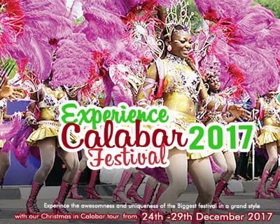 2017 calabar carnival christmas tour