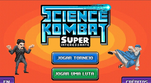 Science Kombat.