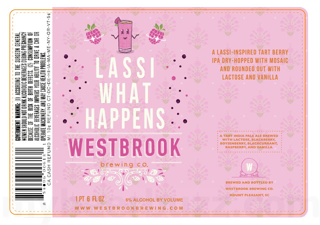 Westbrook Adding Lassi What Happens Bottles