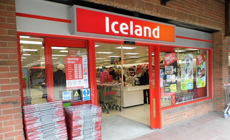 Iceland Foods Pay Calander
