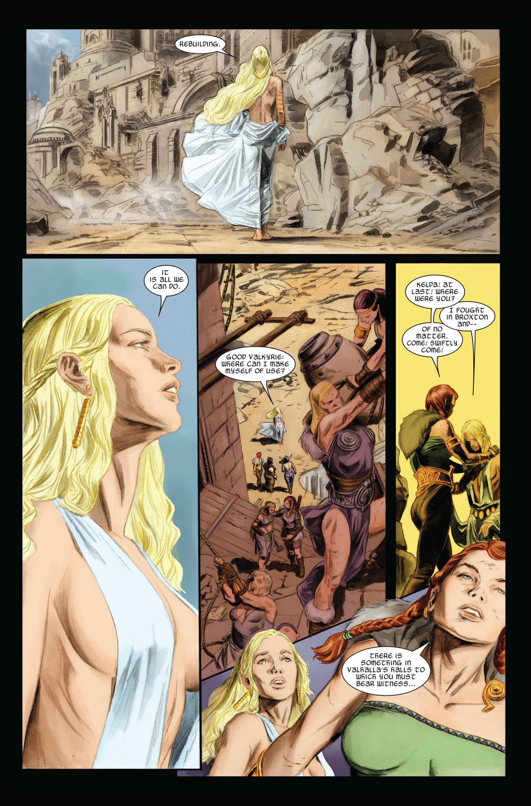 Thor (2007) Issue #610 #23 - English 8