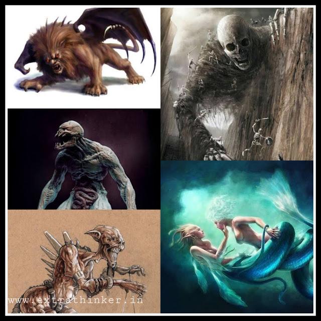 लोगो द्वारा देखे गए 5 रहस्यमयी जिव.Mysterious Creatures Catught In Cameras.