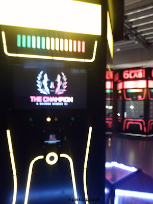 interactive show the champion