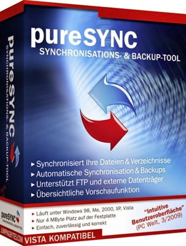 Download PureSync 3.1