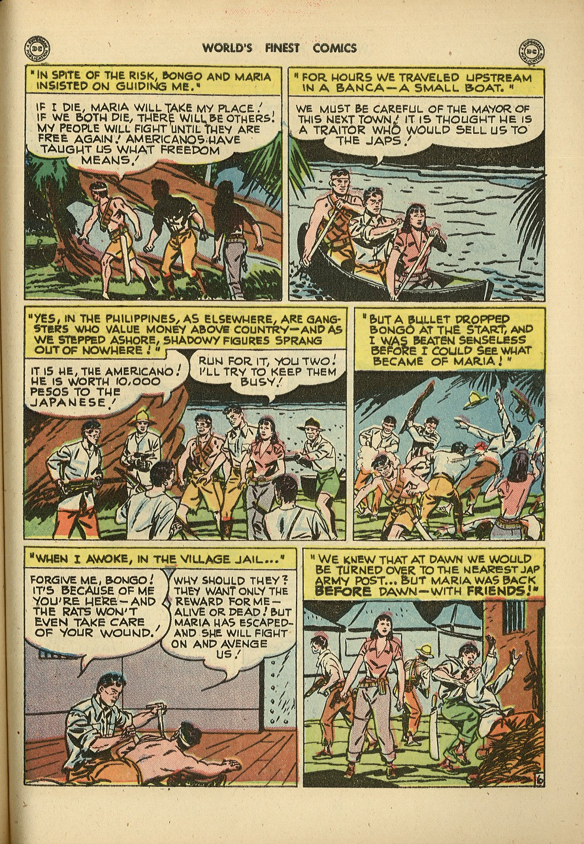 Read online World's Finest Comics comic -  Issue #26 - 45