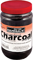 Charcoal powder by General