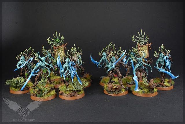 warhammer age of sigmar tree revenants painted 9