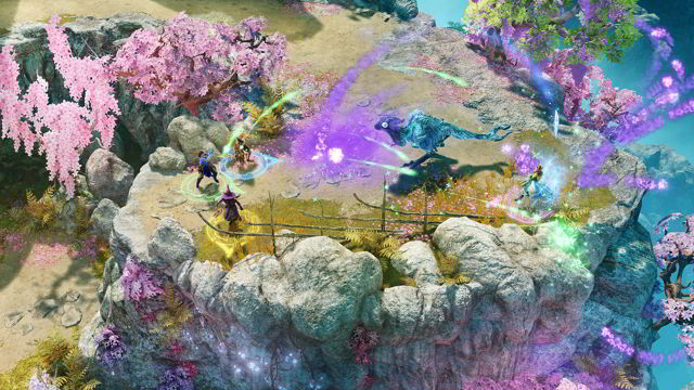 Nine Parchments PC Full Español