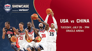 NBA SHOWTIME アメリカ代表バスケットボール代表
