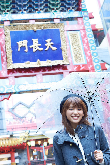 Ikumi Hisamatsu 久松郁実 Chinatown WALKER Pictures 07