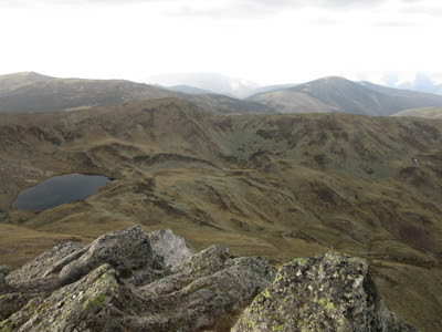 Subida al Pico Urbión desde la Laguna Negra, Soria