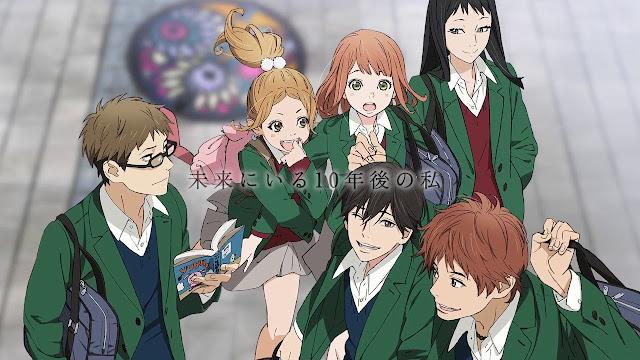 Orange (オレンジ) anime