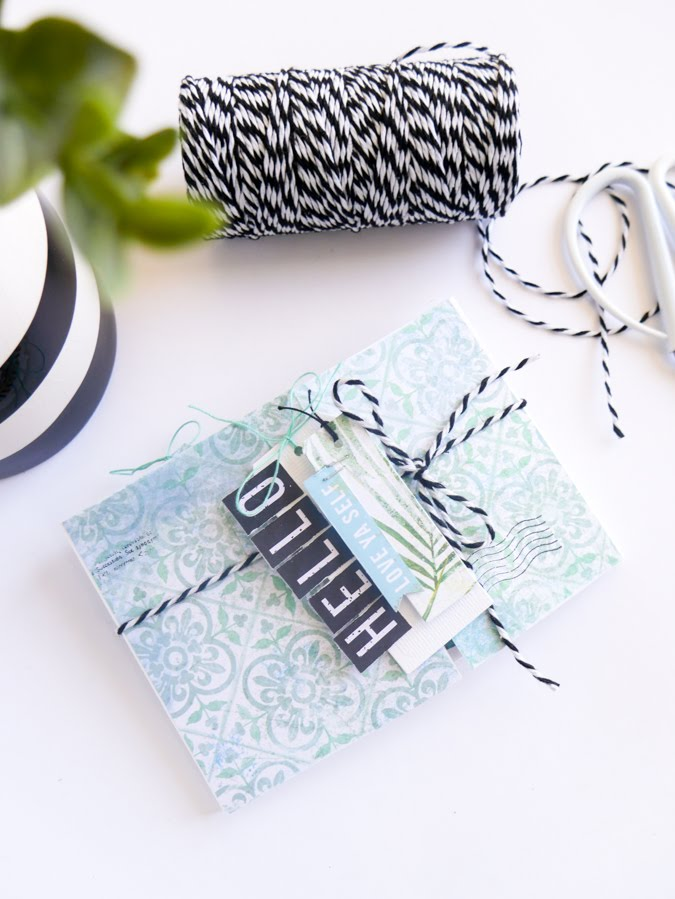 How To Craft a DIY Interactive Card Gift by Jamie Pate