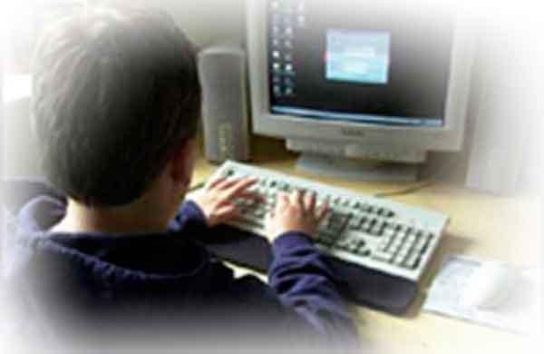 Jani hacker niño