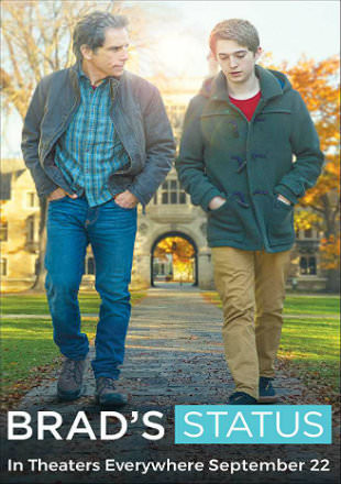 Poster of Brads Status 2017 Full English Movie Download Hd 720p