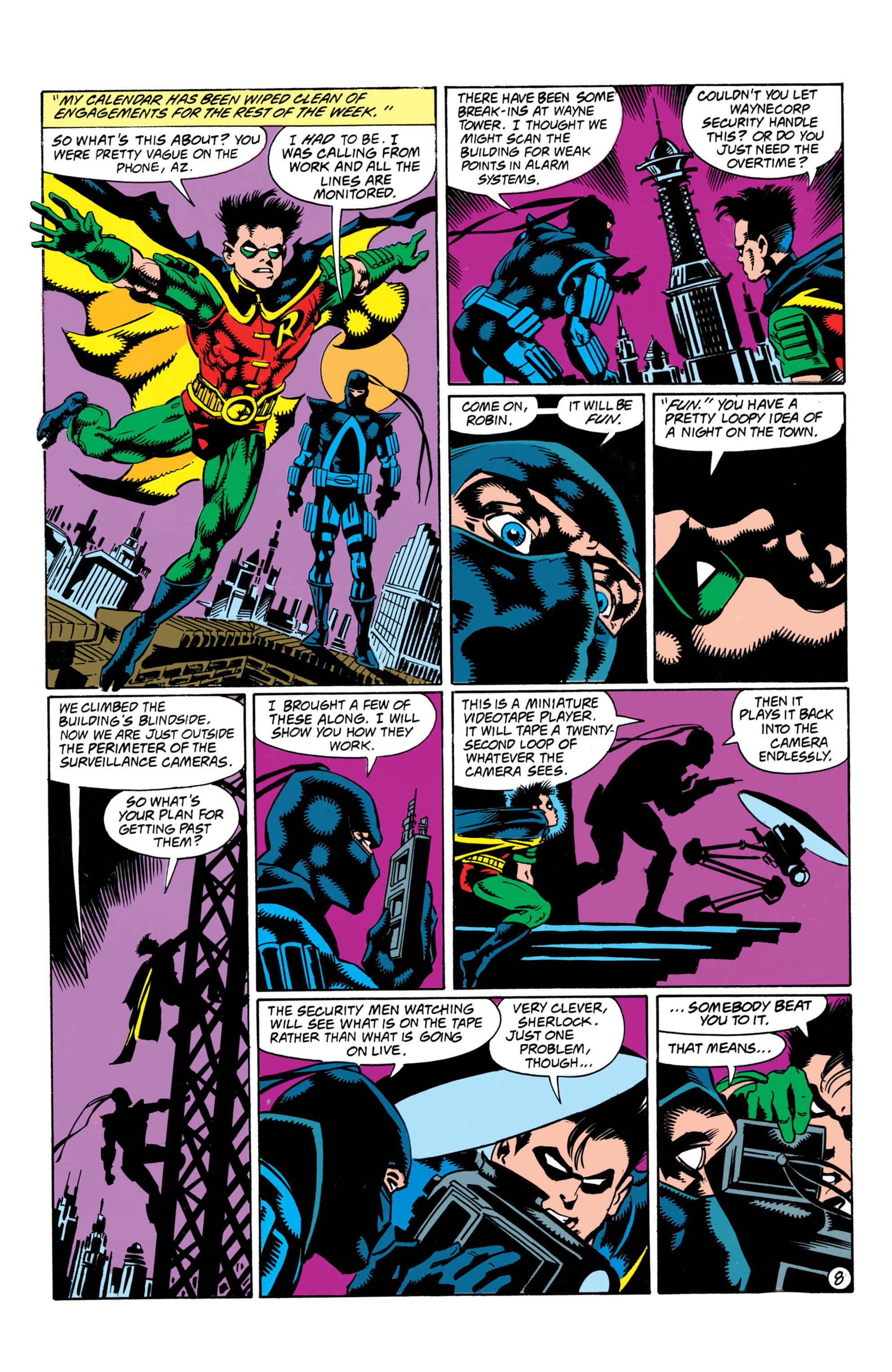Detective Comics (1937) 657 Page 8