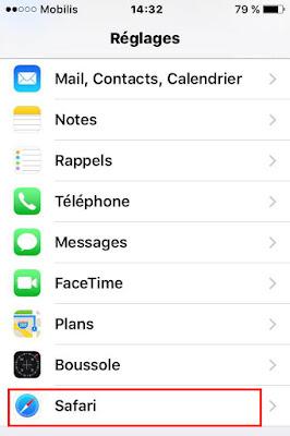 طريقة-تغيير-محرك-البحث-الافتراضي-في-متصفح-سفاري-Safari-على-هاتف-ايفون-iOS-1