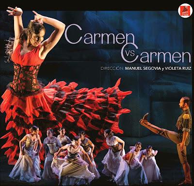 Carmen vs Carmen Danza