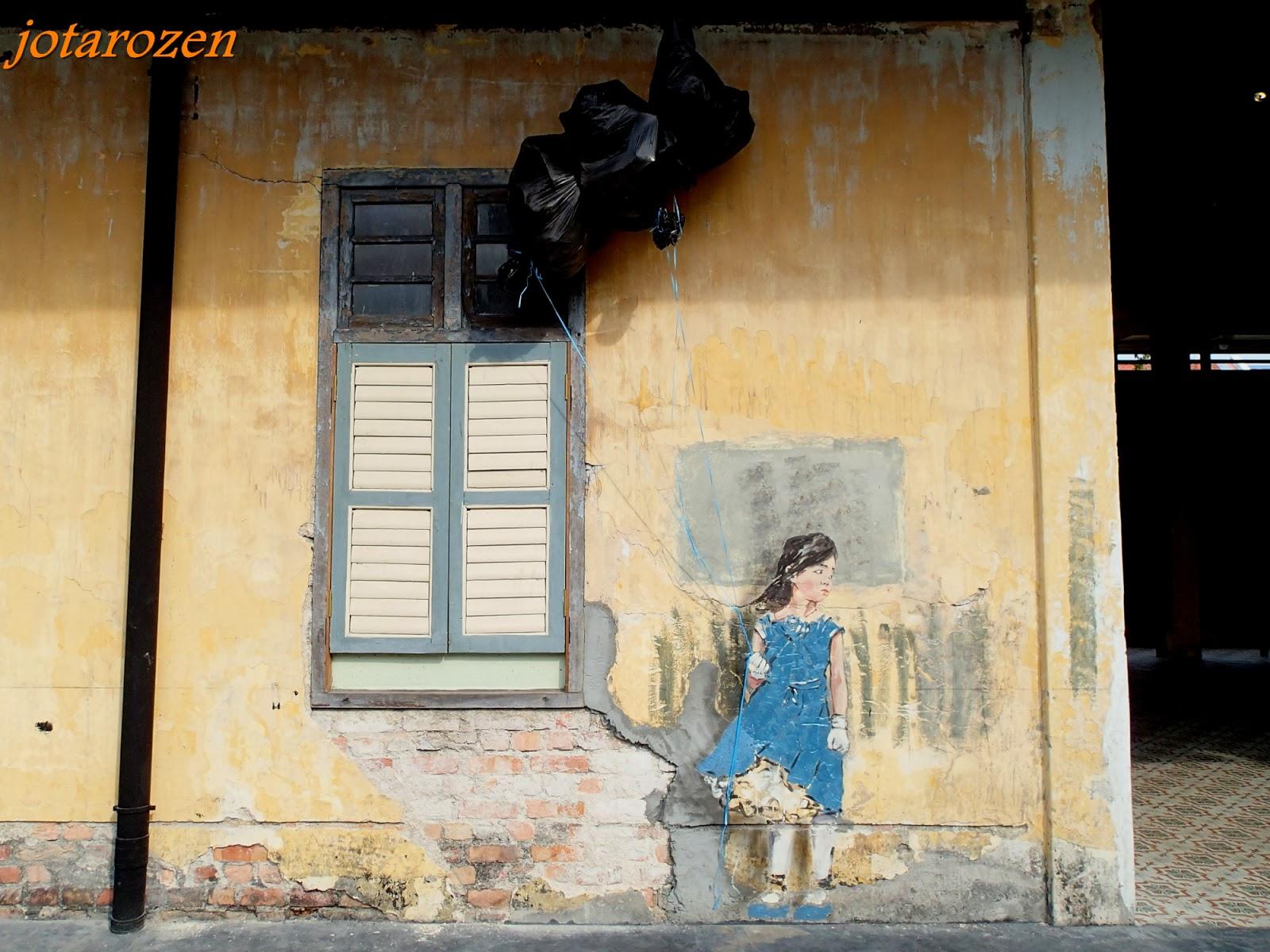 Footsteps - Jotaro\'s Travels: Photo Gallery : Street Art @ Hin Bus ...