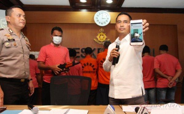 Penyesalan Tiada Guna Anggota MCA, Setelah Diciduk Polisi Lantaran Sebar Berita Hoax dan Ujaran Kebencian