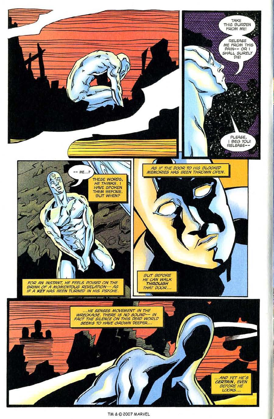 Read online Silver Surfer (1987) comic -  Issue #130 - 10