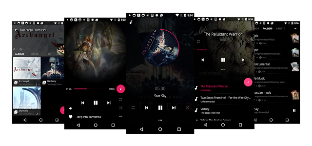 onemp music player
