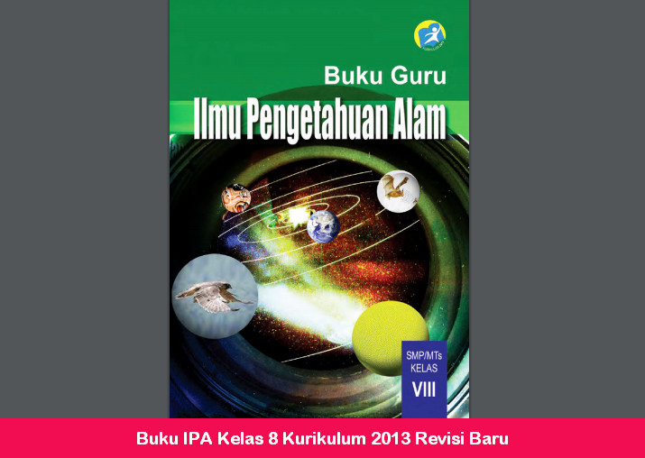 Buku IPA Kelas 8 Kurikulum 2013