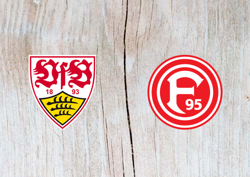 VfB Stuttgart vs Fortuna Dusseldorf - Highlights 21 September 2018