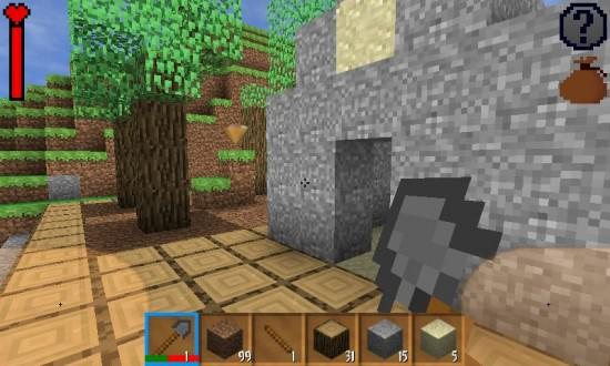 clon de minecraft movil