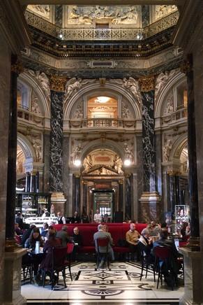 vienne innere stadt café kunsthistorisches museum