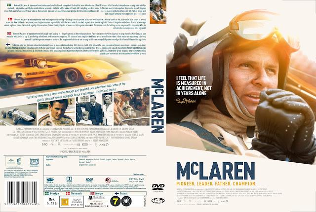 McLaren DVD Cover