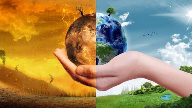 """""""Cuida el planeta"""""""