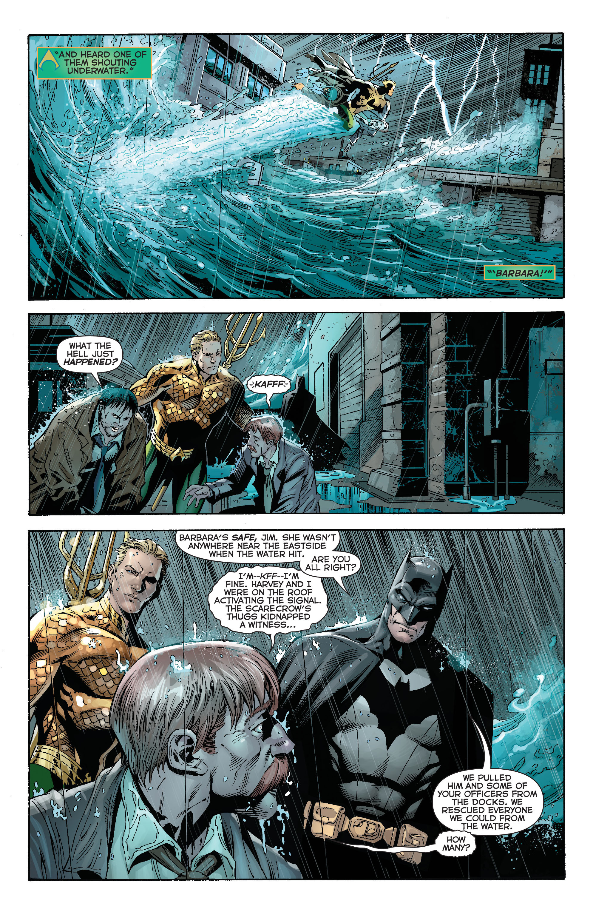 Read online Aquaman (2011) comic -  Issue #15 - 4