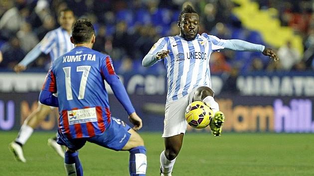 Malaga vs Levante