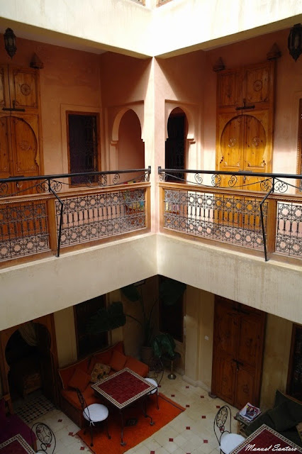 Marrakech, Riad Dar Othmane