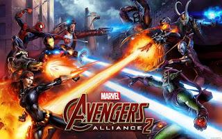 Marvel: Avengers Alliance 2 Apk v1.4.2 Mod (Massive Damage)