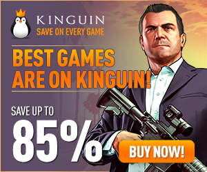 Kinguin Best Games 300x250