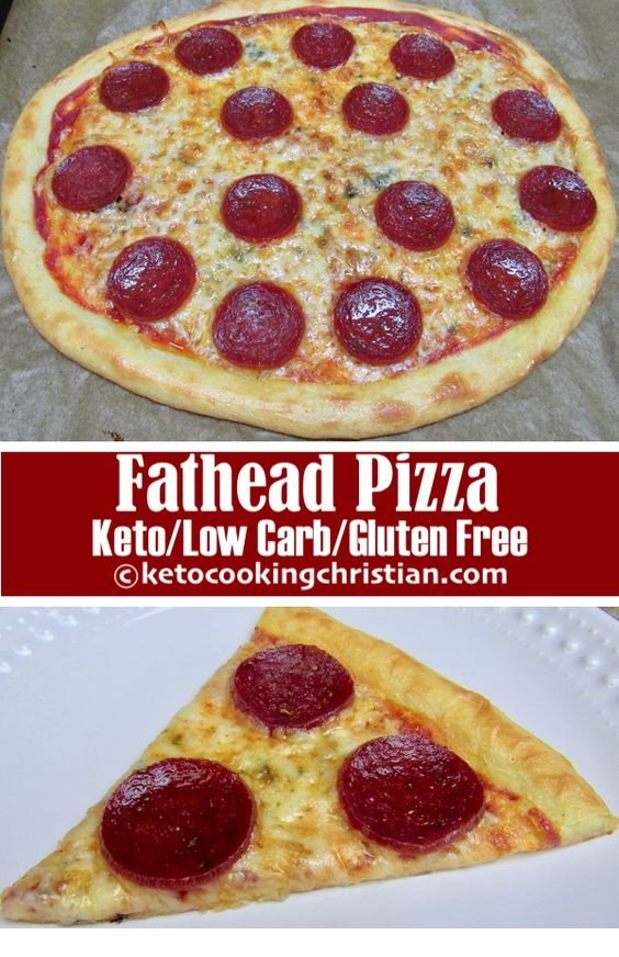 How To Make Keto Pizza With Fathead Dough