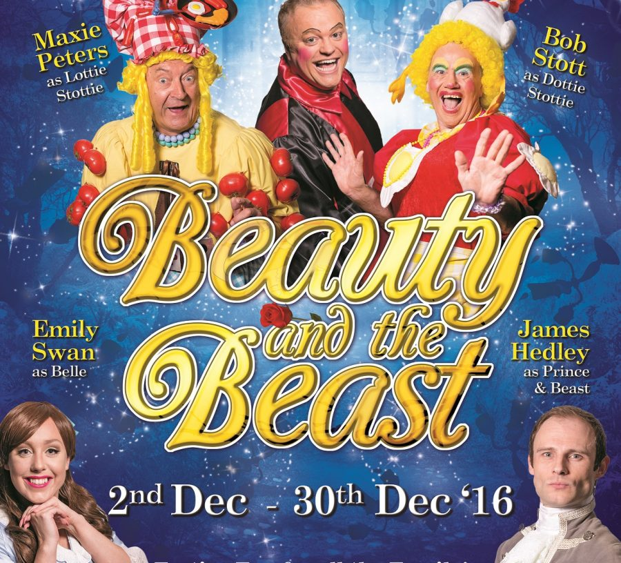 A guide to the best pantomimes in the North East 2016 - Beauty and the Beast Tyne Theatre Newcastle