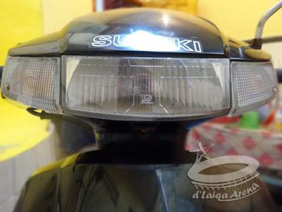 Lampu Depan Suzuki Tornado GS 110