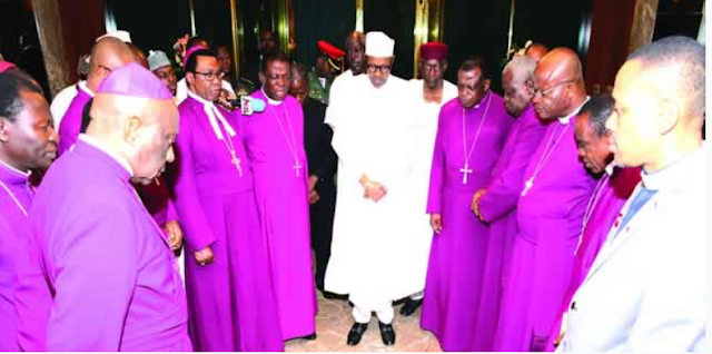 You must sign electoral bill now, Anglican Primate tells Buhari