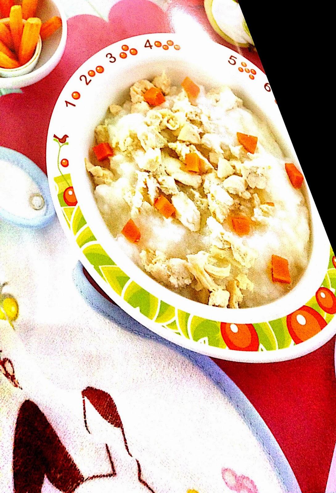 Resepi Bubur Nasi Tanpa Kiub Ayam - Surasmi Y