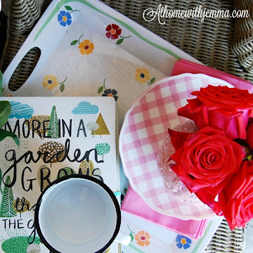 Celebrating Spring With A Garden Party