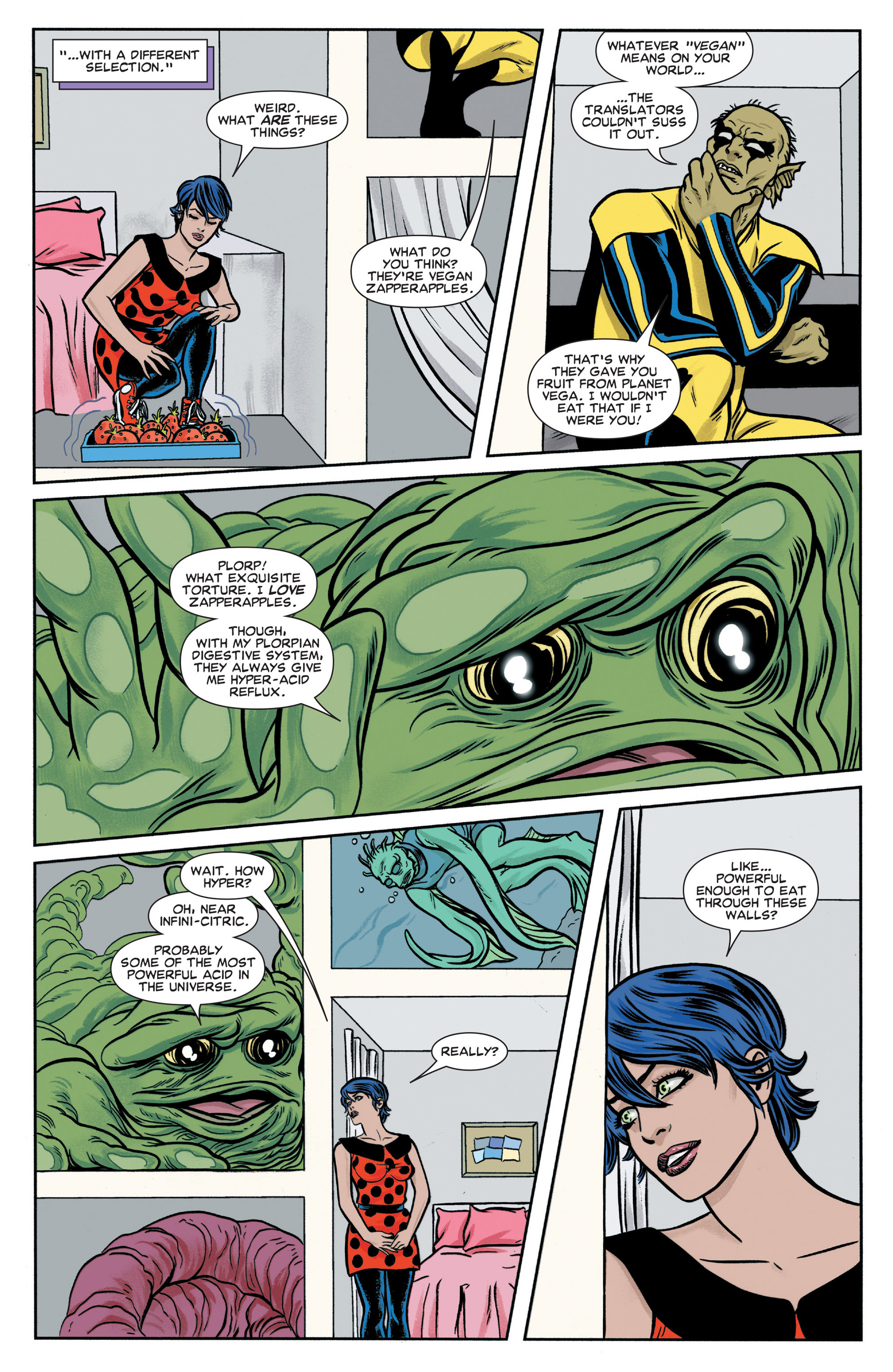 Read online Silver Surfer (2014) comic -  Issue #2 - 7
