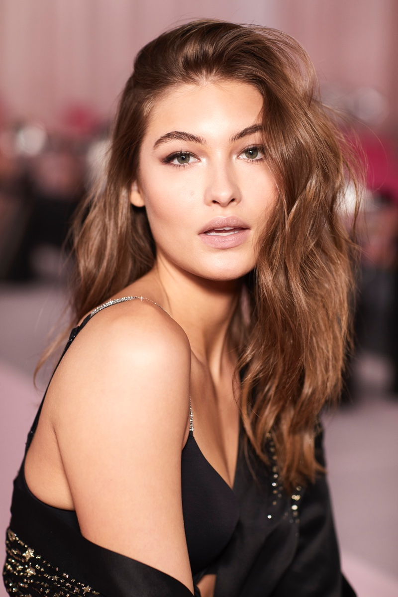 Grace Elizabeth is announced as Victoria's Secret Angel