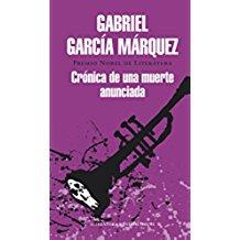 Crónica de una muerte anunciada, Gabo, GGM
