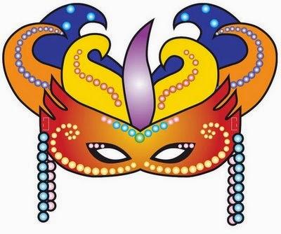 Desenhos Para Colorir E Imprimir Desenhos De Mascara Para Carnaval