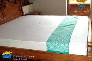 bedroom lumbung resort karimun