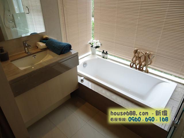 鄉林艾美 樣品屋衛浴3